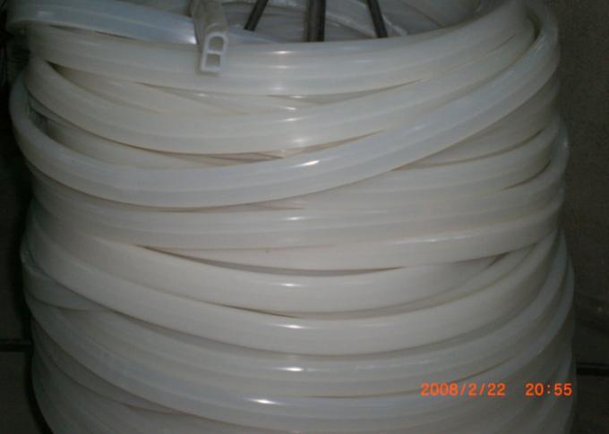 Extrusion de caoutchouc de silicone