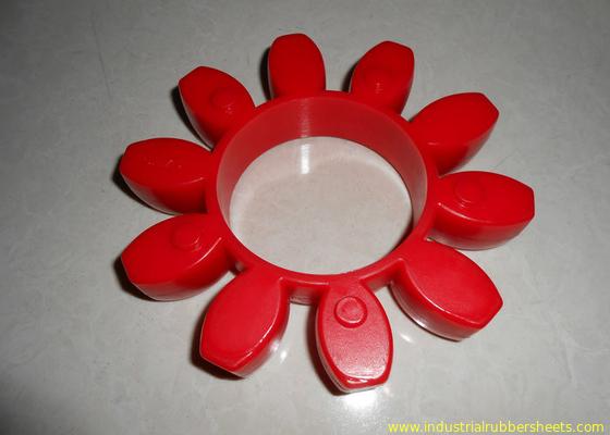 Chine L'accouplement rouge résistant à l'usure de polyuréthane, 98 étayent un accouplement du GR ou de l'unité centrale distributeur